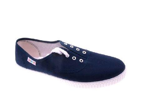 f87353db zapatillas de lona calzado hecho en España calidad a buen precio ...