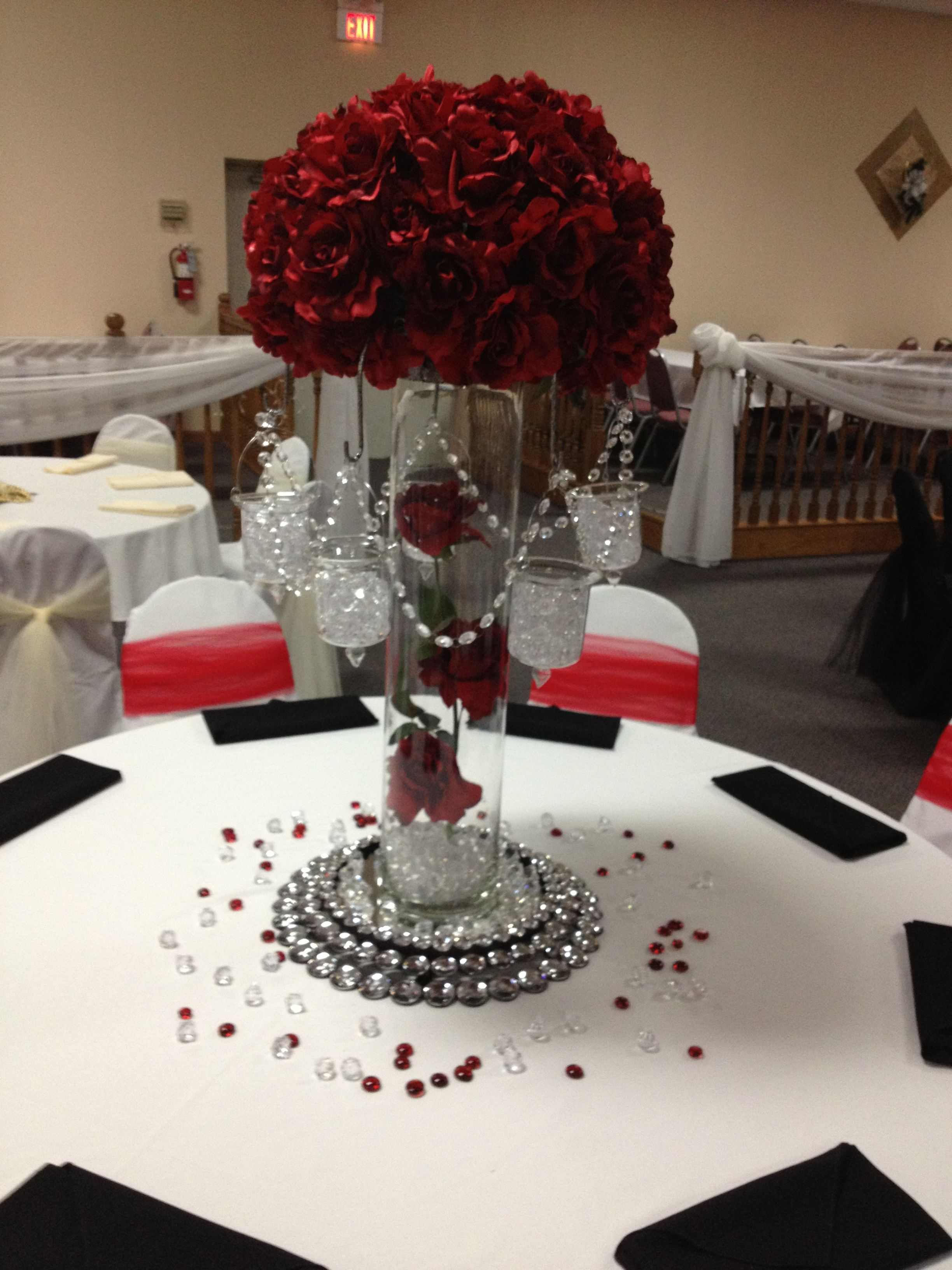 Unique vase. | Quinceanera decorations, Quinceanera themes ...