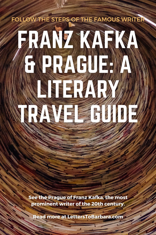 Franz Kafka And His Whereabouts In Prague Literature Travel European Travel Tips Czech Republic Travel Prague