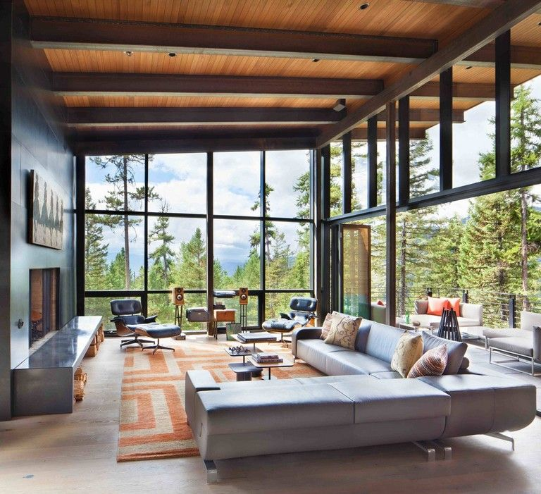 27 Luxury Living Room Ideas Pictures Of Beautiful Rooms: 30+ Luxury Designing A Rustic Living Room