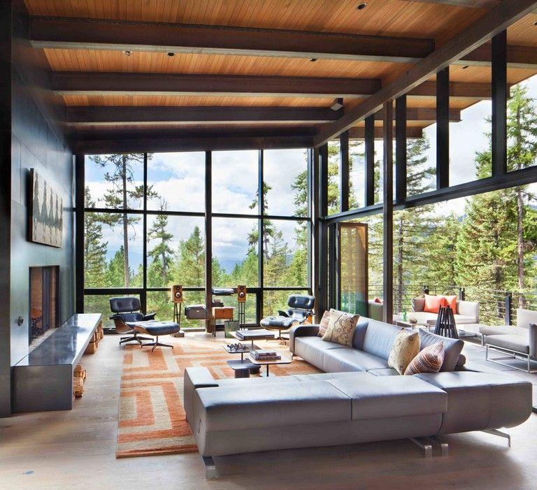 Rustic Luxury Living Room: 30+ Luxury Designing A Rustic Living Room
