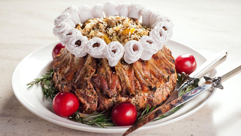 Новогодние блюда из мяса фото