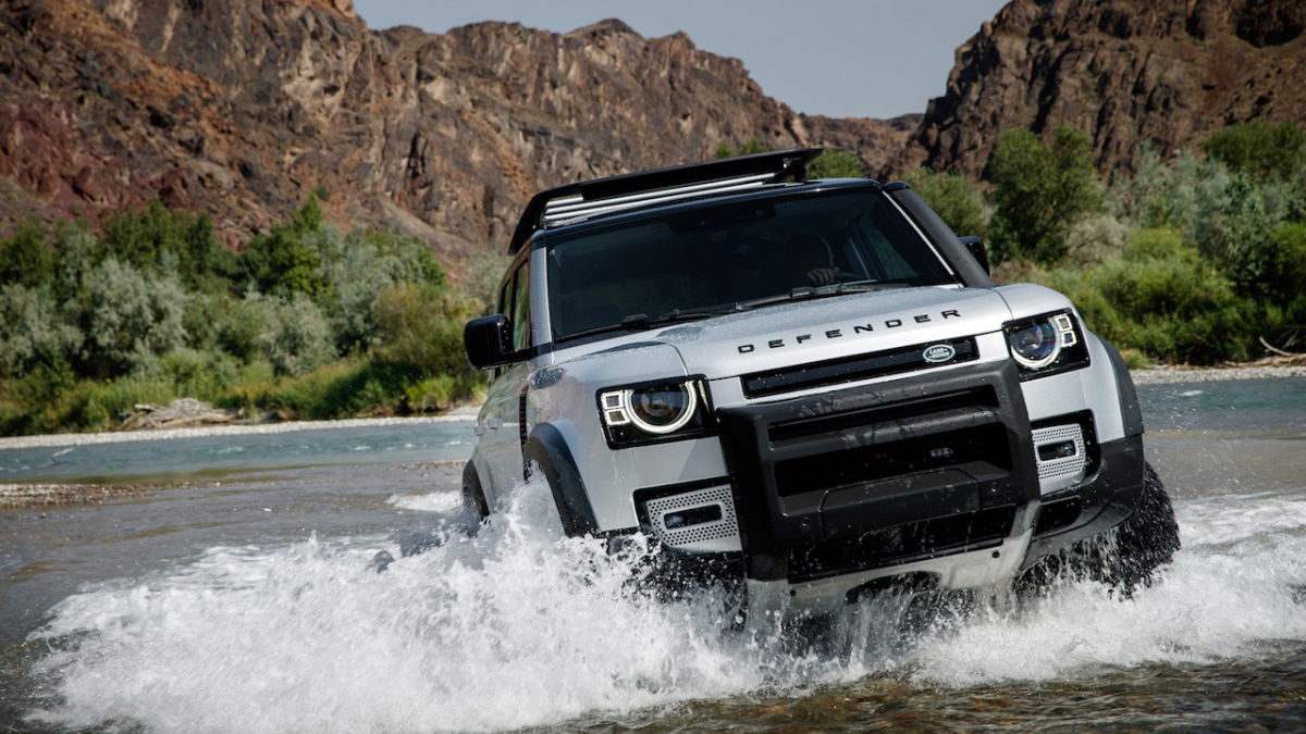 Land Rover Defender Bookings Commence Launch On October 15 Land Rover Defender New Land Rover Defender Land Rover