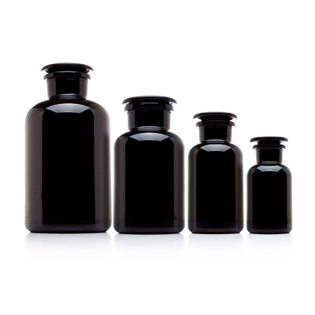 b56f1affe542 The Complete Apothecary Collection - 4 All-Glass Jars | Studio ...