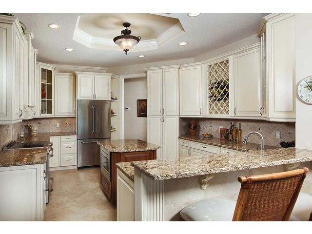 Traditional Kitchen - Fiddler\'s Creek - Melinda Gunther Naples ...