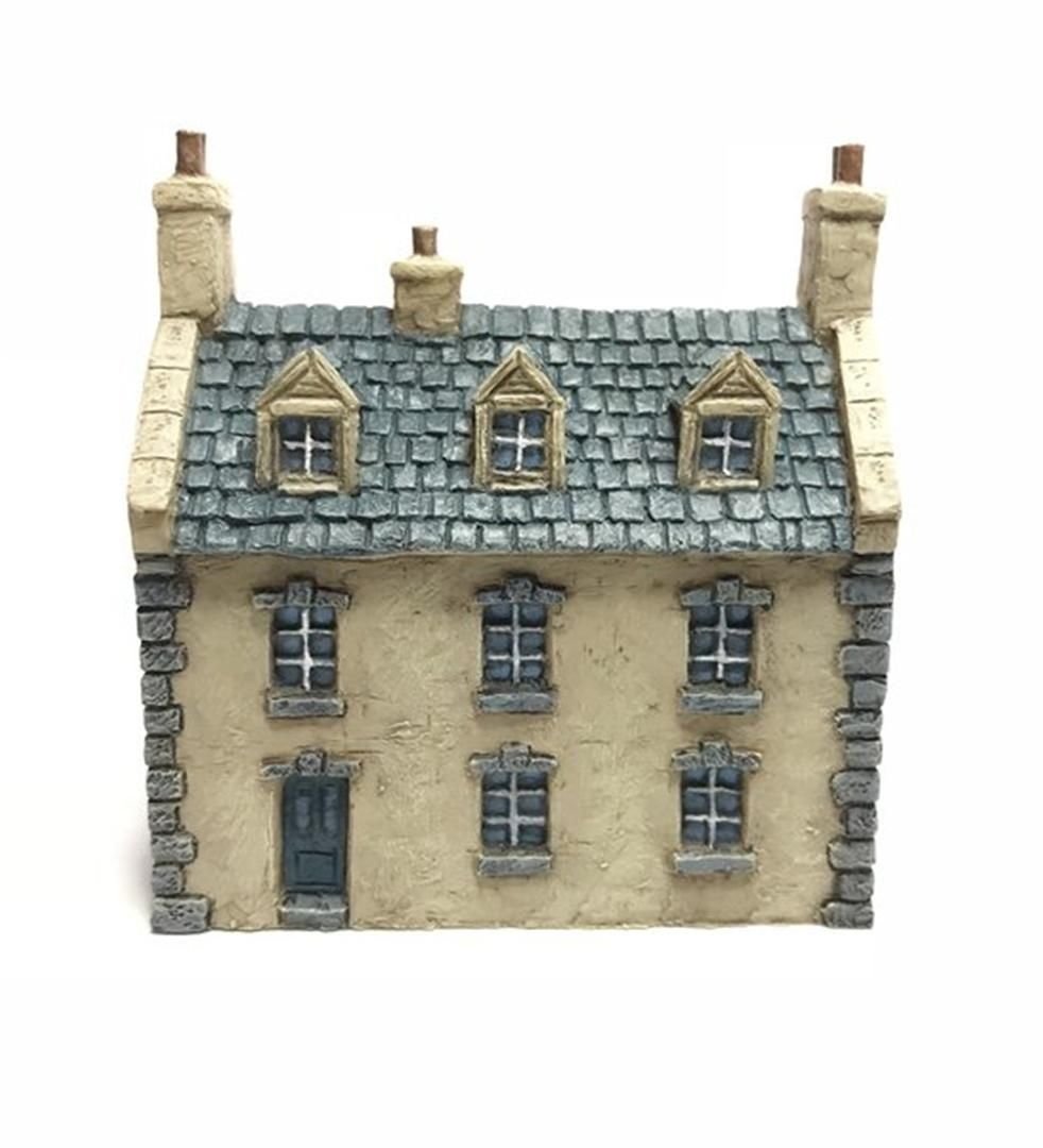 European Townhouse #3 -Battle Scale Wargames Buildings 10mm – 15mm