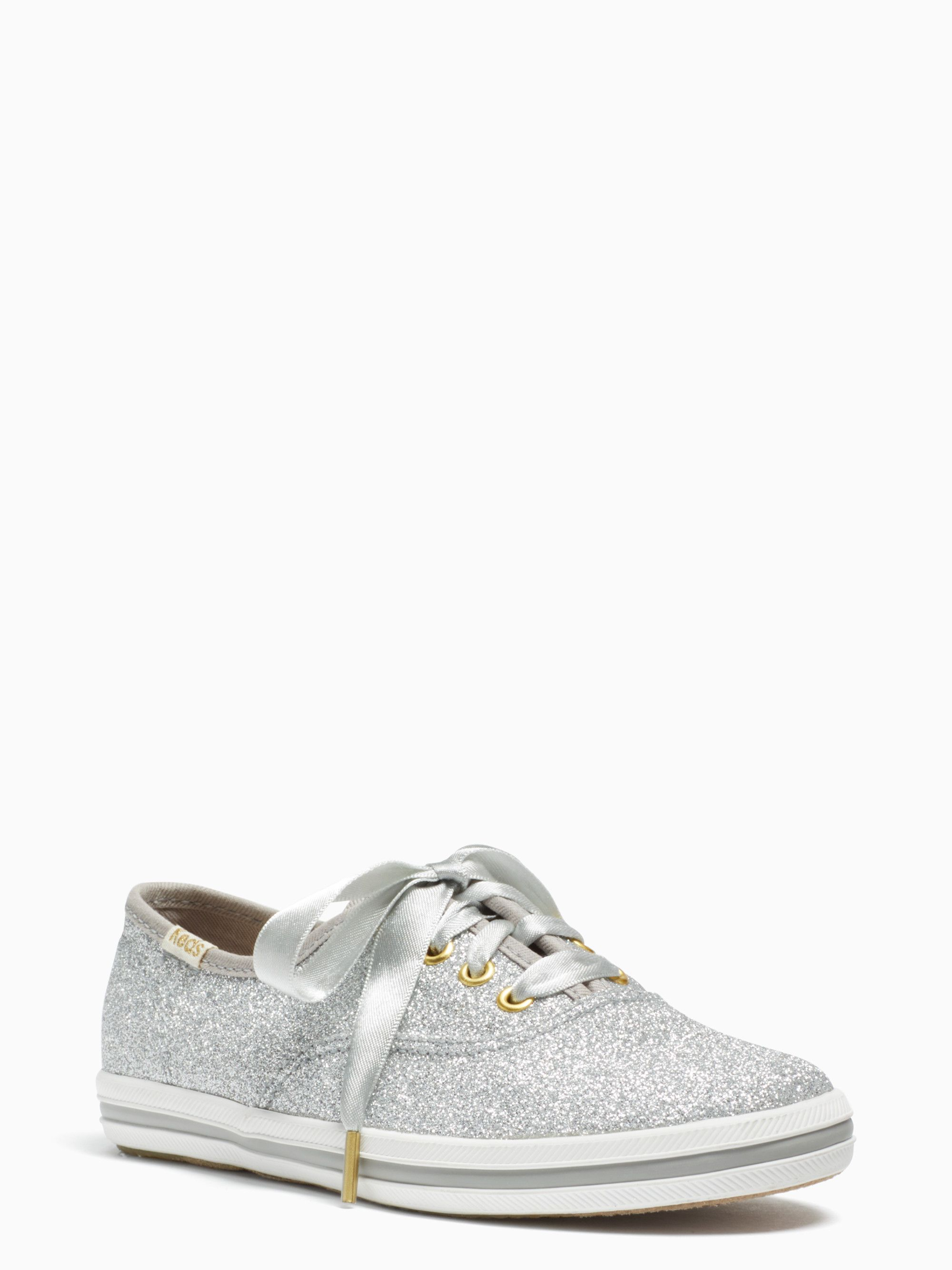 49ad50c2dd82a9 Keds kids x kate spade new york champion glitter youth sneakers ...