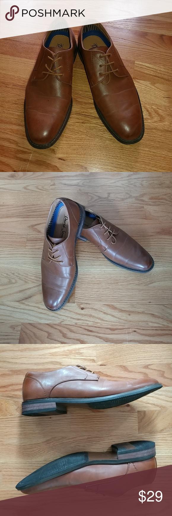 David Stone Men's Shoes Sz9.5   Dress