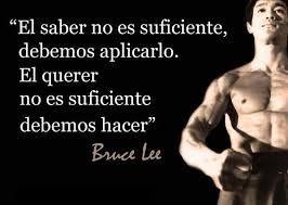 Resultado De Imagen Para Bjj Frases En Español Bruce Lee