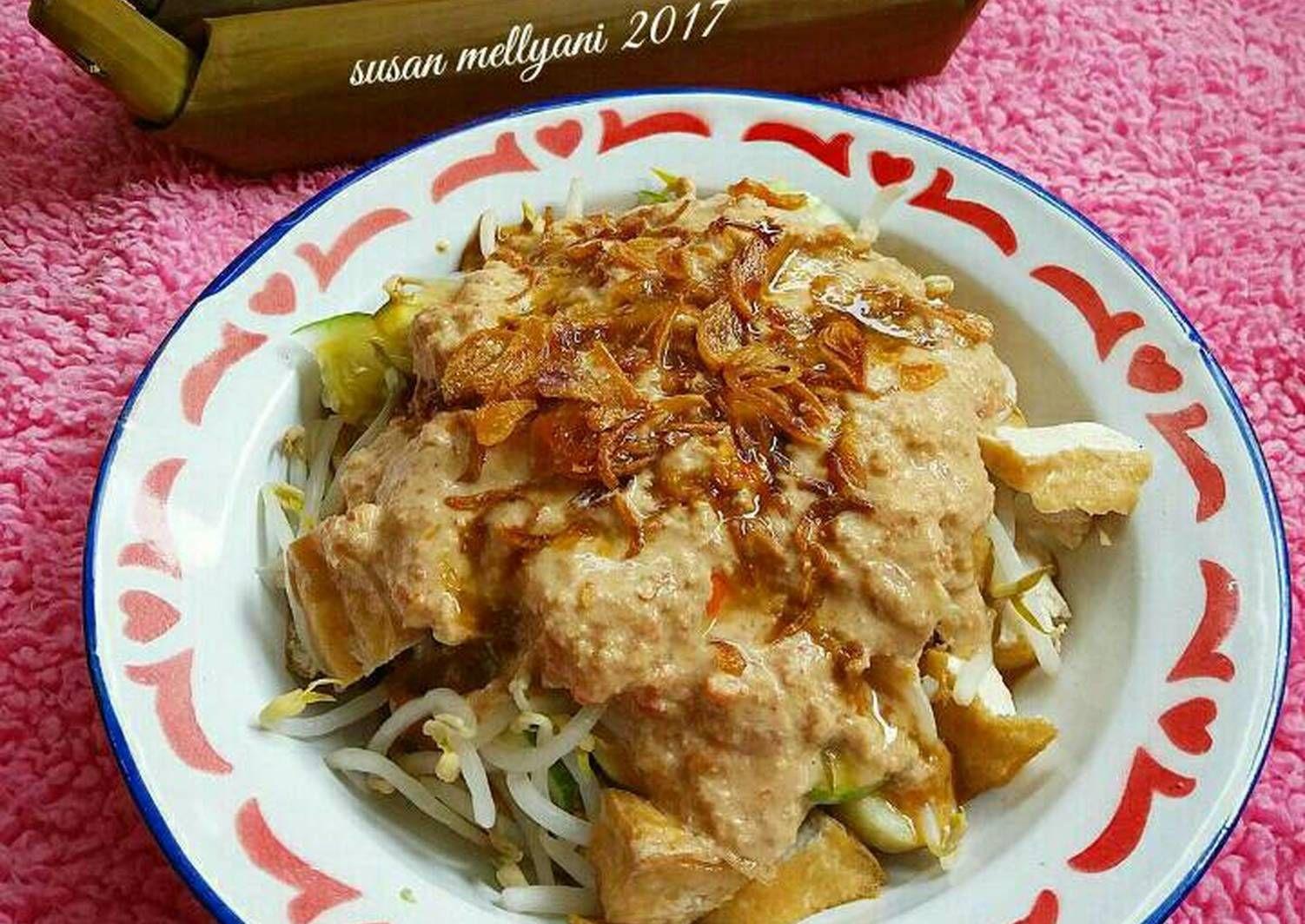 Resep Tahu Campur Oleh Susan Mellyani Resep Resep Tahu Resep Makanan Makanan