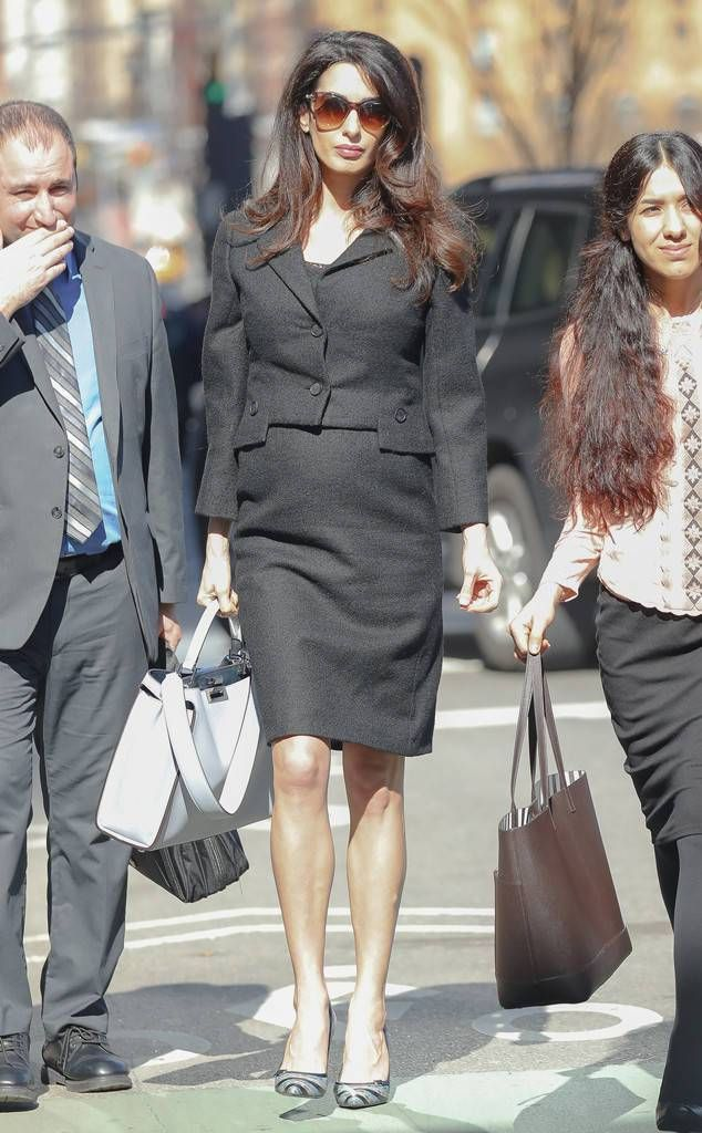 Amal Clooney Style | A blog about Amal's news & style | Page 2