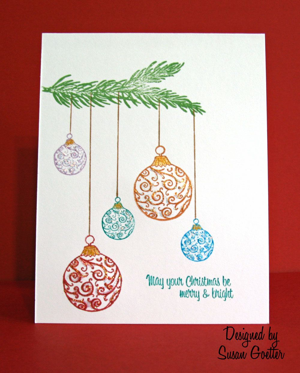christmas card ideas for kids to draw Google Search