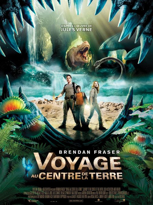 Journey To The Center Of The Earth 2008 Brendan Fraser Earth Film Earth Movie