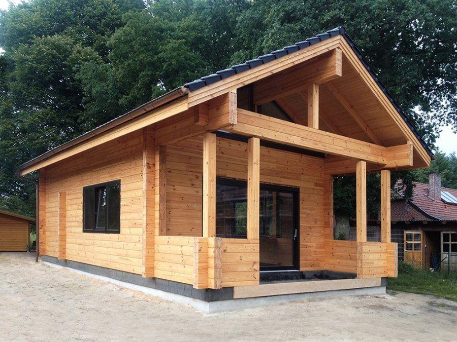 Gartenhaus mit Sauna www.archiline.de Holzhaus preise