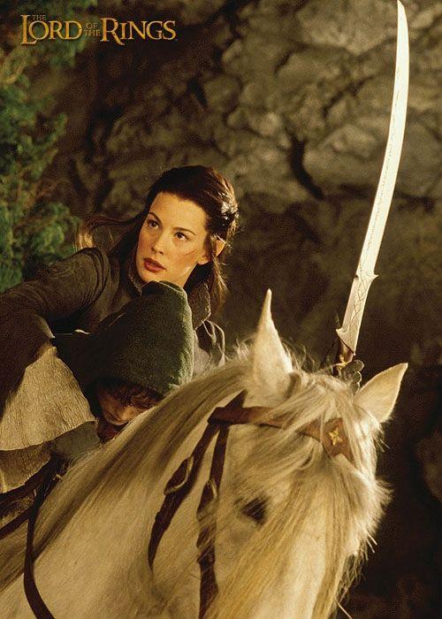 Arwen Liv Tyler El Señor De Los Anillos Fantasy Women Arwen Character