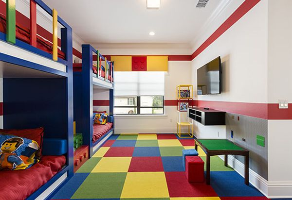 10 Best Kids Bedroom With Lego Themes Cool Kids Bedrooms Cool Kids Rooms Lego Bedroom
