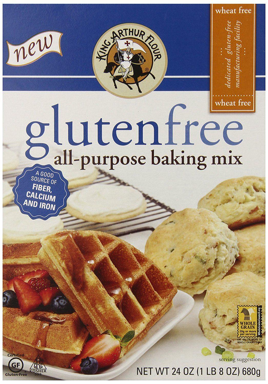 King Arthur Flour Gluten Free All-Purpose Baking Mix, 24 ...