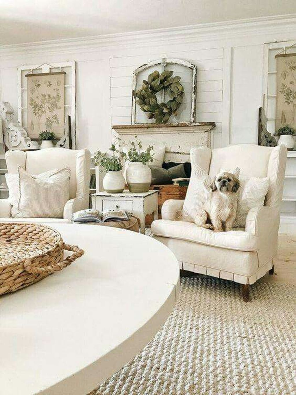 My modern farmhouse living room. See this Instagram photo ...