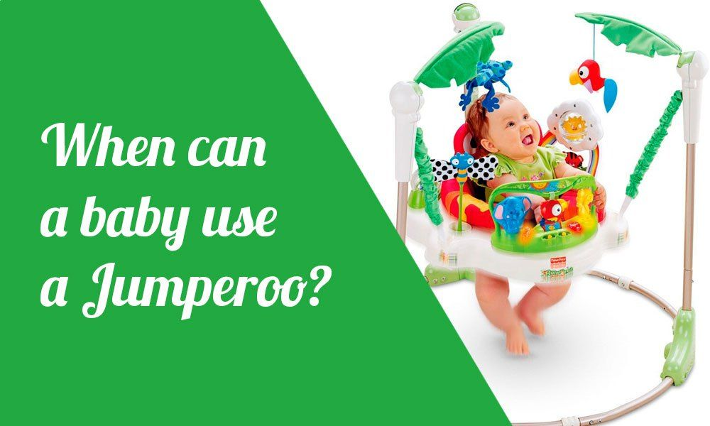 642ef5359 When can baby use Jumperoo