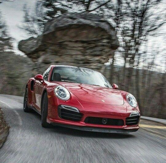 Beautiful 911 Turbo