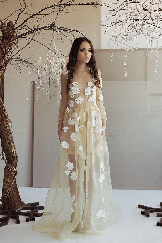 Dress SS15 by BabyDollShopRu on Etsy | Kjoler | Pinterest