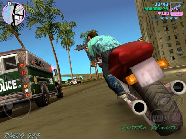 Vice City 10th Anniversary Edition Este Prezentat Intr O Noua Serie De Screenshot Uri Sere