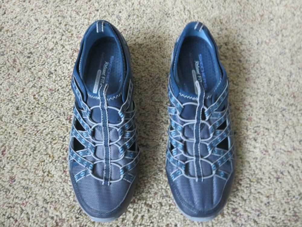 Ebay Advertisement Womens Skechers 9 5 Relaxed Fit Air Cooled