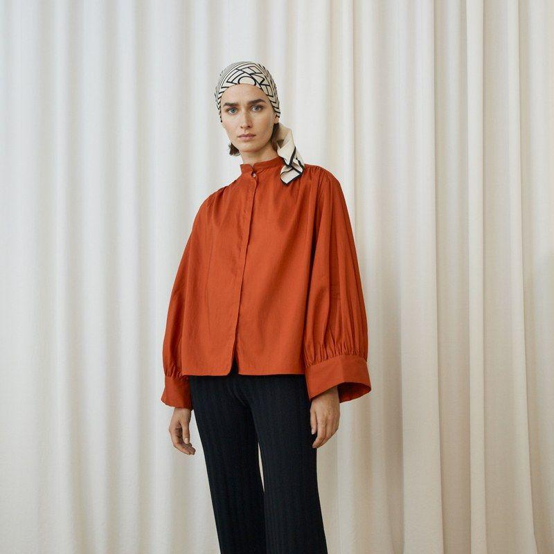Totême Stockholm Spring 2019 Fashion Show Fashion