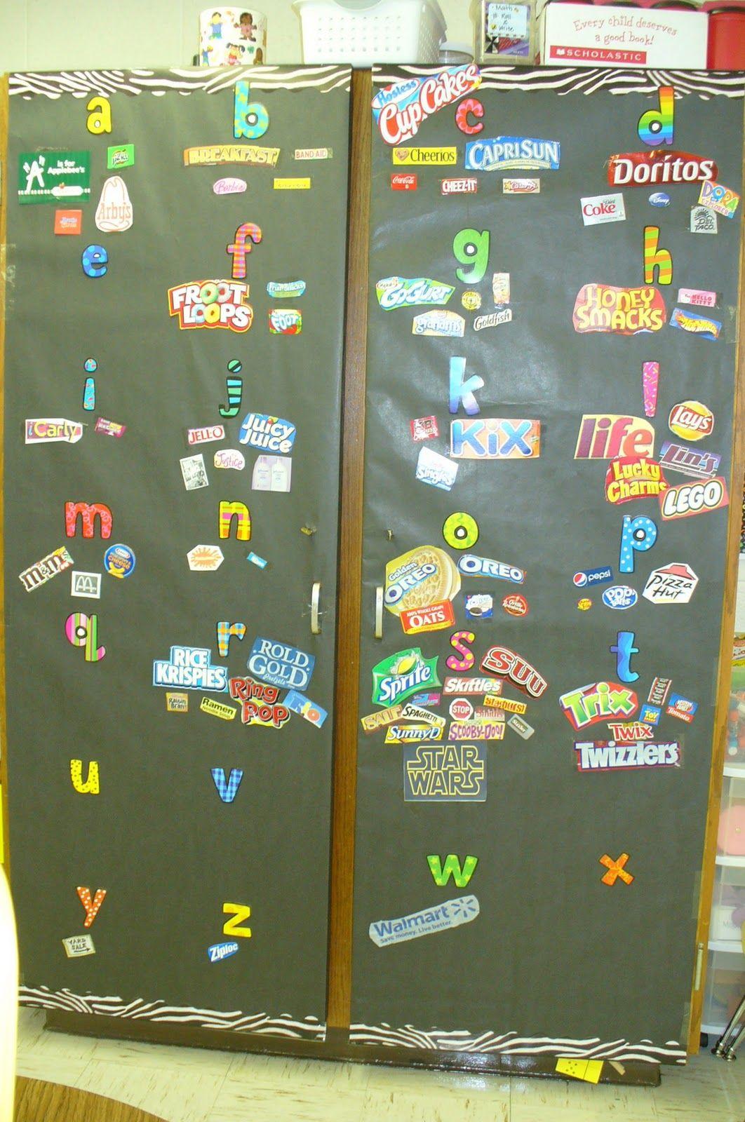 Environmental Word Wall