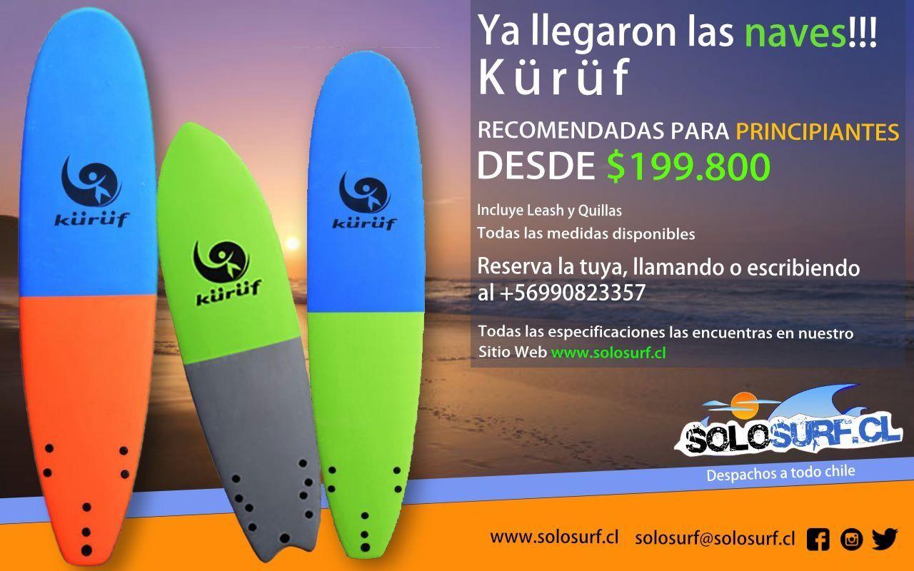 Las mejores tablas para comenzar y disfrutar del surf. De alta tecnología y  una estabilidad 1479840973f
