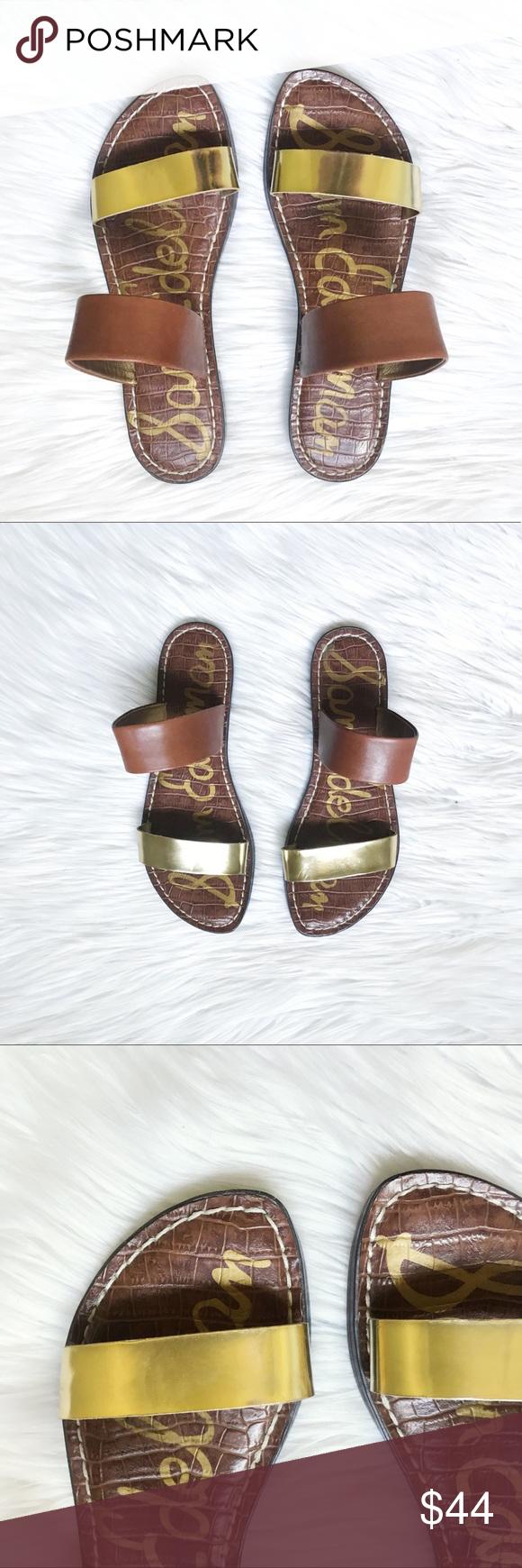 6c4feab72475e Sam Edelman Krista Flat Strap Sandal Sam Edelman Krista Flat Sandal Size   8M Color