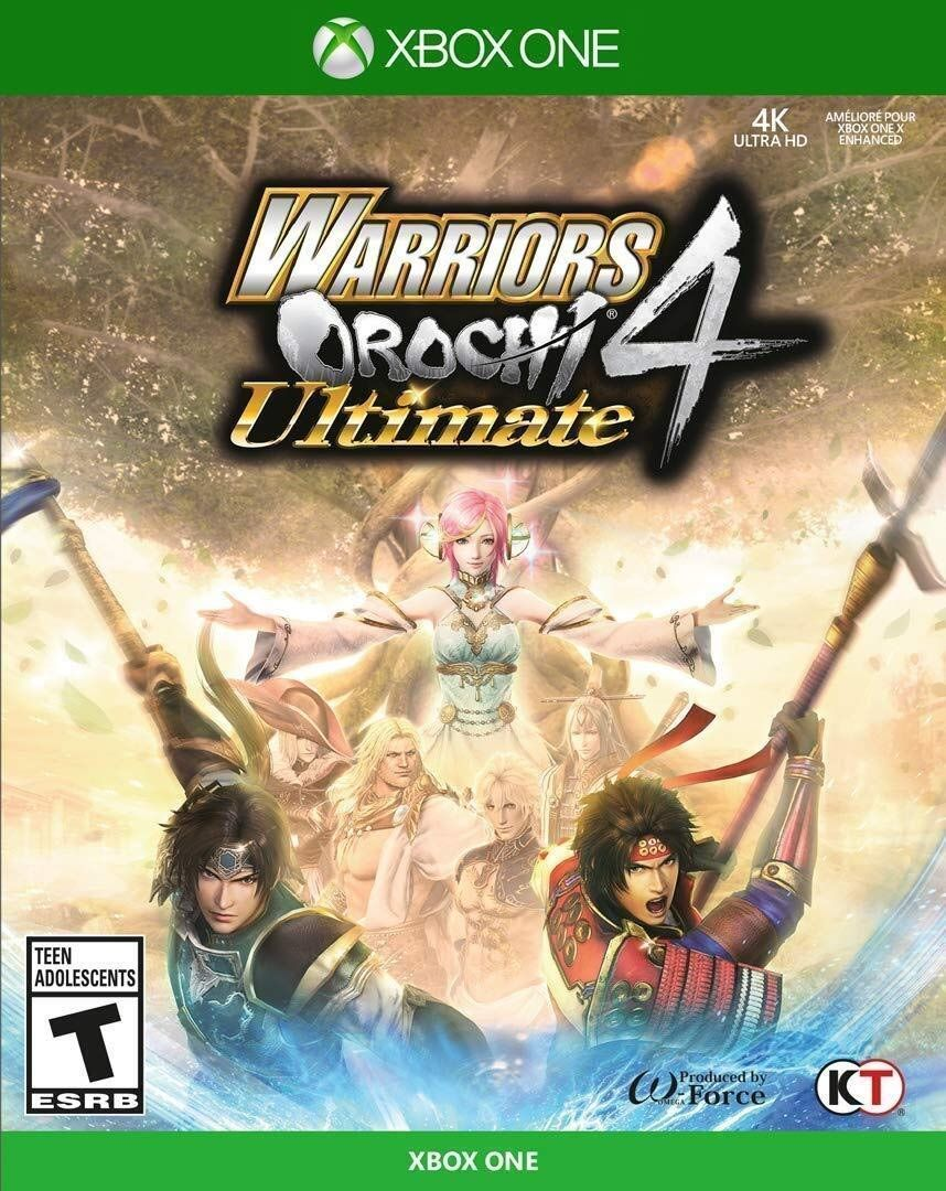 Warriors Orochi 4 Ultimate Review In 2020 Warriors Orochi 4