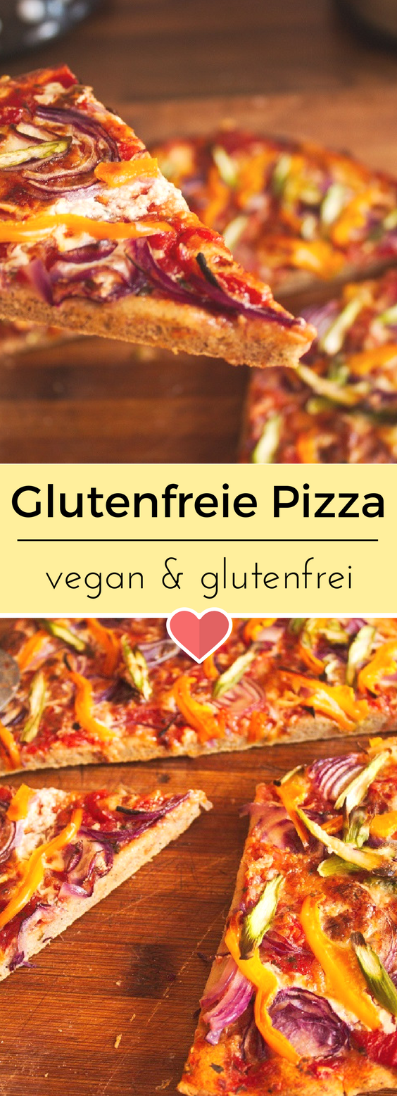 Photo of Glutenfreie Pizza
