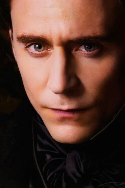 ~~#TomHiddleston #SirThomasSharpe #CrimsonPeak~~