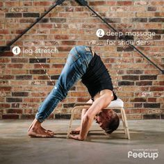 our top 10 feetup® relax exercises for winter solstice