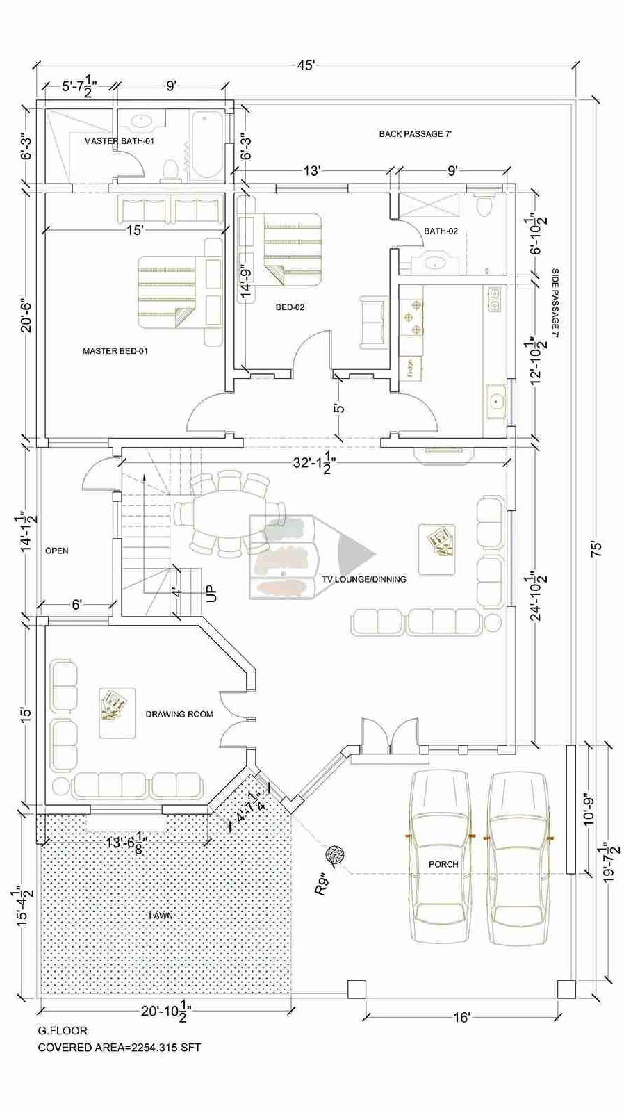Pin By Alagboso Ifeanyichukwu On Floor Plans Pakistan Model House Plan Duplex House Plans House Front Design