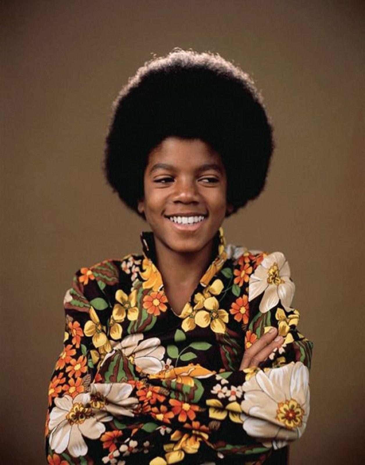 Young Michael #michaeljackson