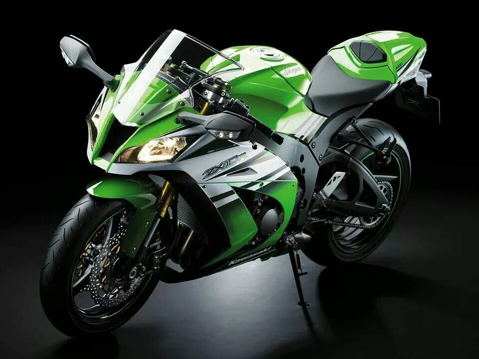 Pin By M Swider On Want Kawasaki Ninja Super Bikes Sports Bikes Motorcycles