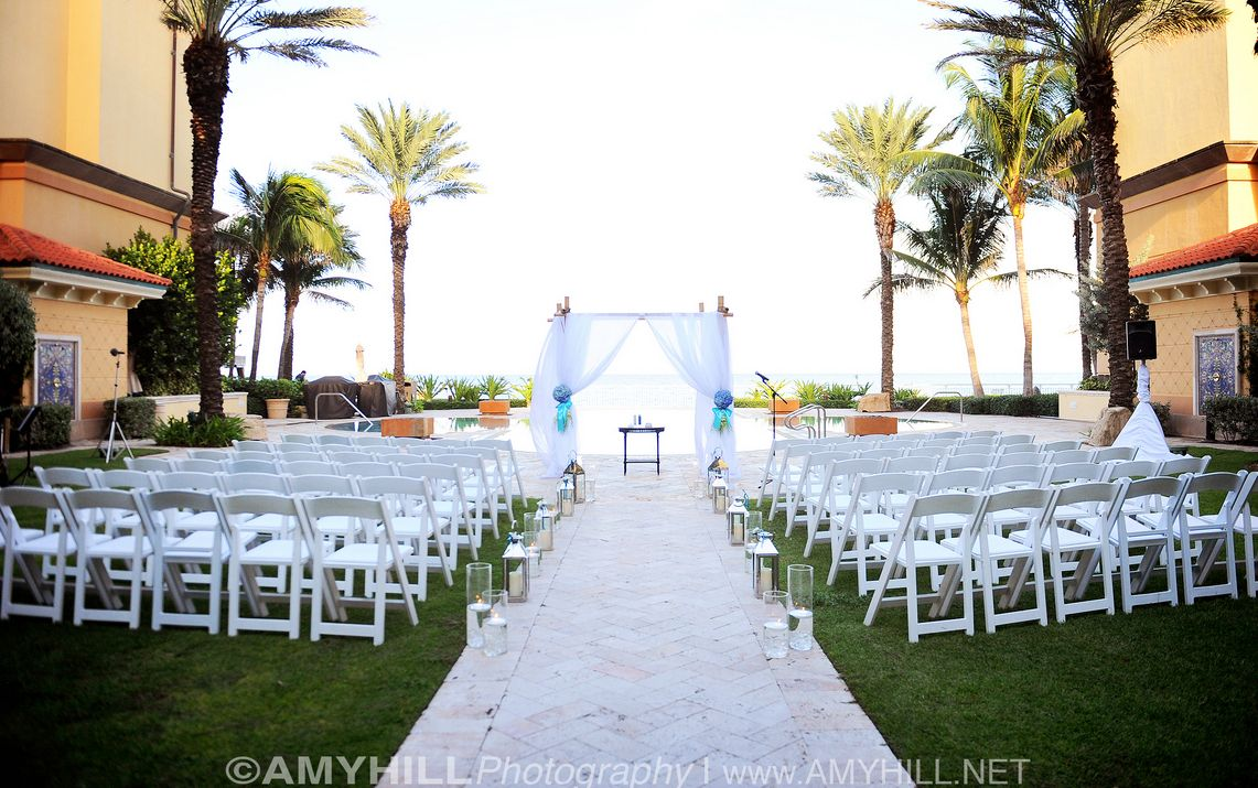 Palm Beach Gardens Marriott FL Wedding Venue