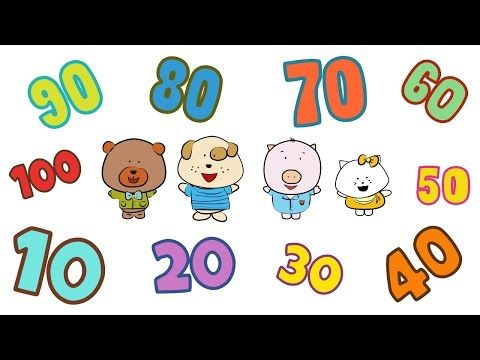 Need A Creative Way To Teach Counting From 1 To 100 These Songs That Teach Counting To 100 Are Perfect For Teaching Counting Kindergarten Songs Counting By 10