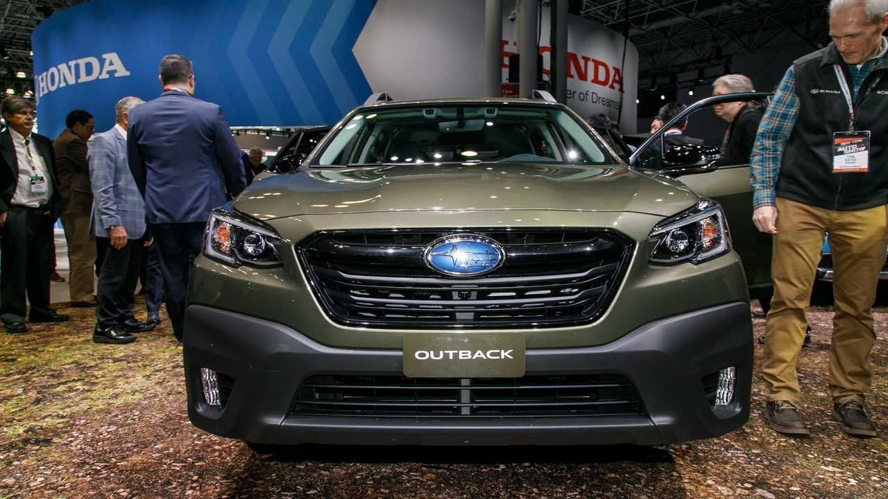 2020 Subaru Outback Review Changes Specs Release Date Price And Photos Subaru Crosstrek Subaru Outback Best Family Cars