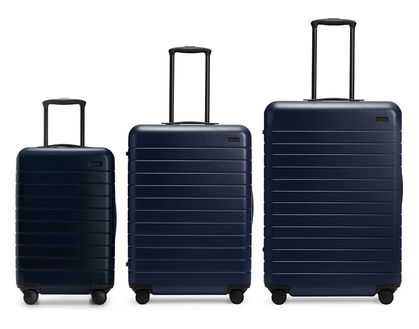 This is my favorite luggage right now! Use my link to purchase ...