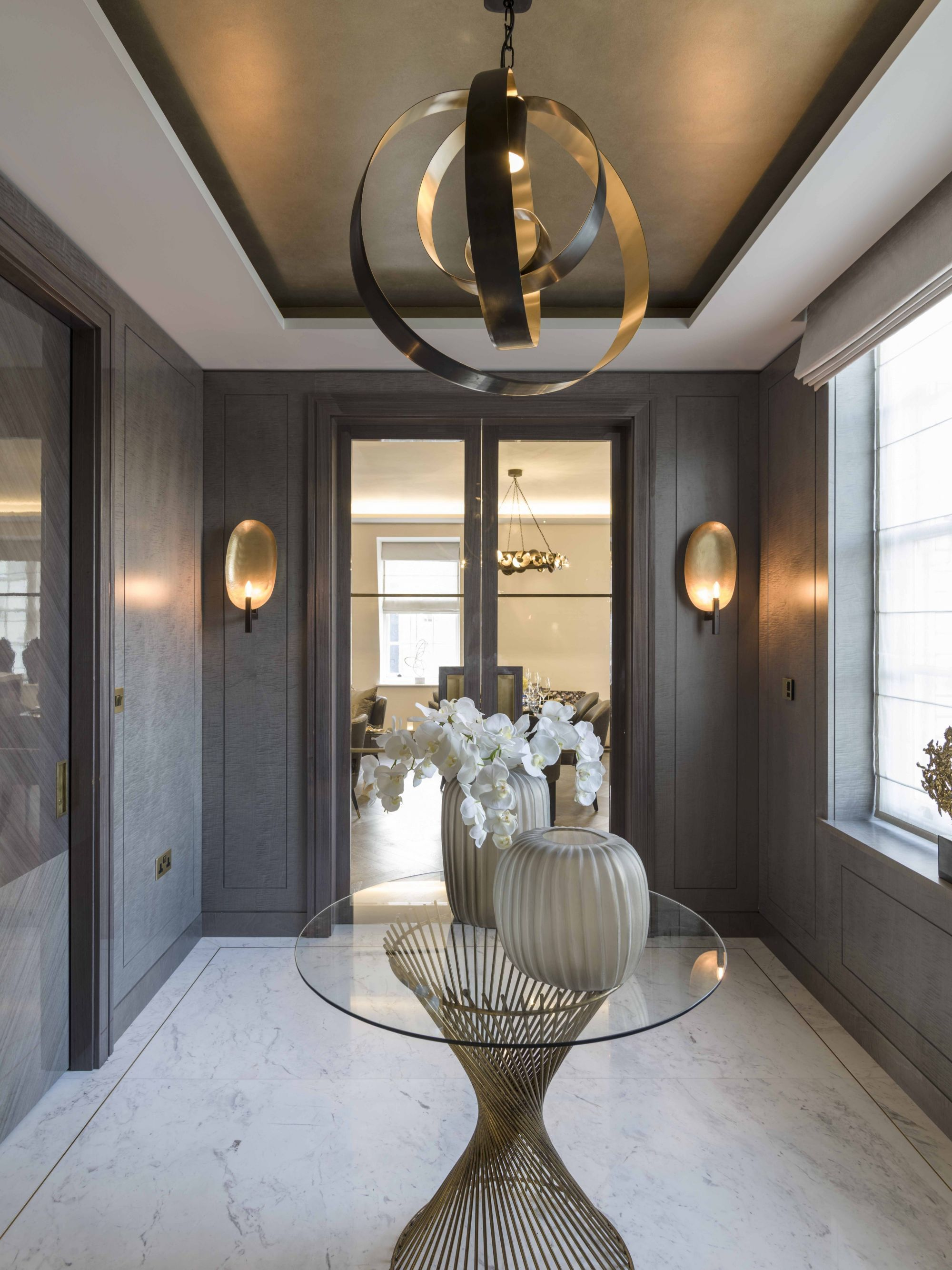 Hot Property: Inside A Luxurious Penthouse In Mayfair