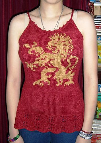 Harry Potter Knitting Patterns With All The Time In The World I