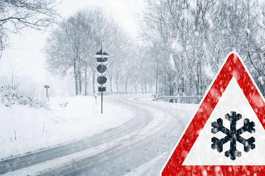 Elder Care in Belmont IL Winter Storm Warning? What to do