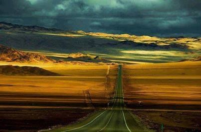 The Pan-American Highway - Chile. — https://www.facebook.com/AmazingFactsandNature1?fref=nf