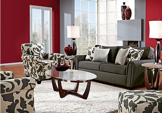 Shop For A Pemberton 5 Pc Living Room At Rooms To Go. Find Living Room