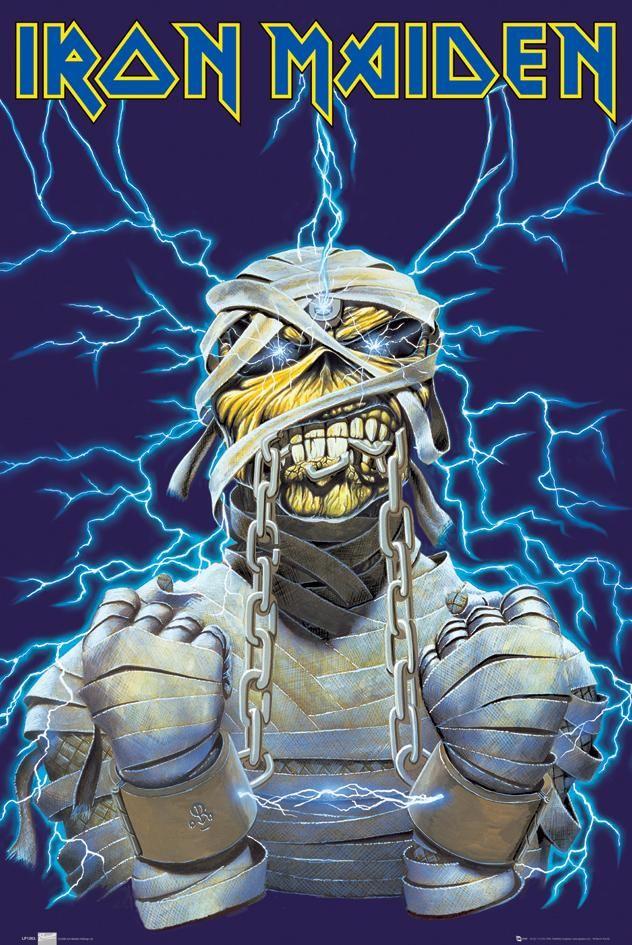 iron maiden tour posters Iron Maiden posters Iron