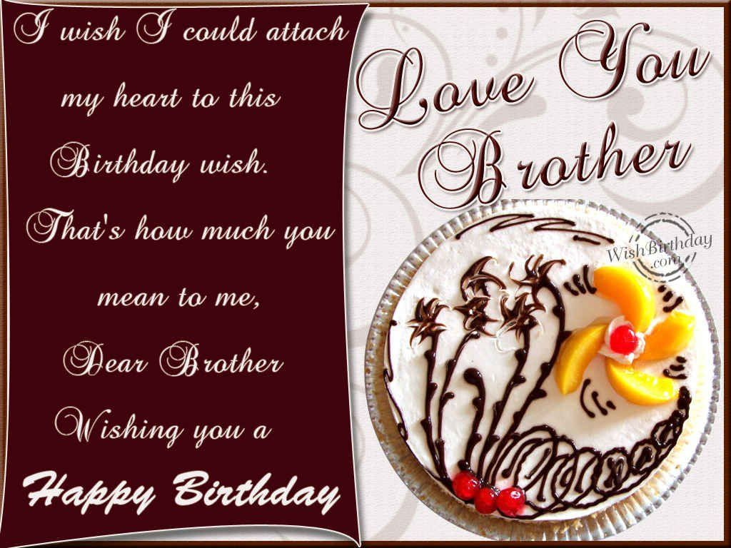 HAPPY BIRTHDAY ANDY LOVE DIANNA Places to Visit – Birthday Greeting Cards Brother
