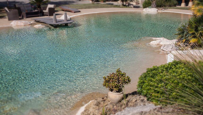 piscine lagon naturelle NaturaSwim de NaturaDream PISCINES Pinterest